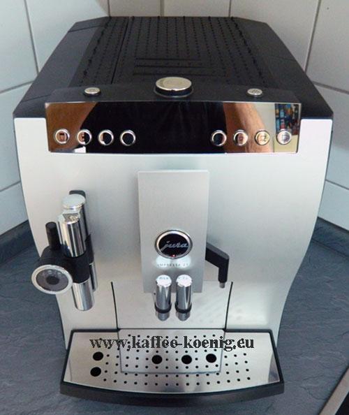 Jura Impressa Z7 Alu one Touch Generalüberholt